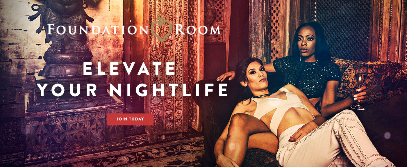 Foundation Room Los Angeles