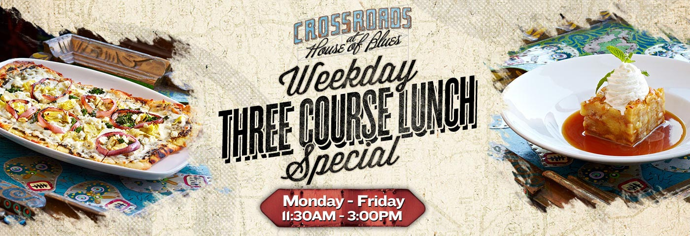 Weekday Lunch Specials