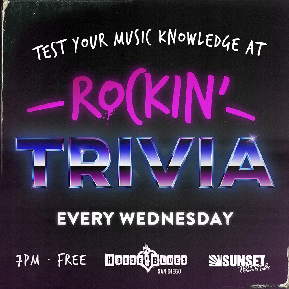 Rocking Trivia